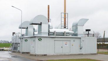 Ein Netzwerk von Energiezentren zur Entsorgung von Biomasse und anderen gefährlichen Abfällen.
