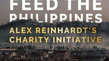 """""""Feed the Philippines"""" – Alex Reinhardts Wohltätigkeitsinitiative"""