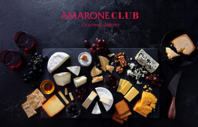 Amarone Club: legendary tastes and flavors with home delivery!