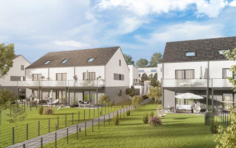 Le migliori proprietà tedesche nell'area metropolitana