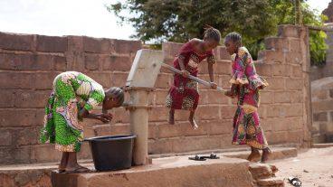 Hilfe zur Selbsthilfe für Benin