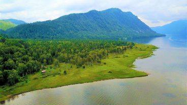 Die Öko-Siedlung ALTAI RESIDENZ FREIGEIST