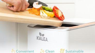 Das Projekt der Woche: KALEA - komfortable und schnelle Kompostierung von organischen Abfällen