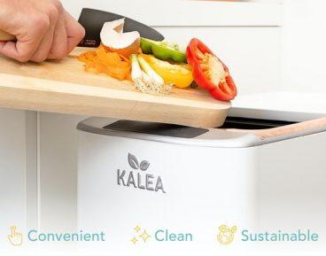 Proyecto de la semana: KALEA, el compostaje rápido y cómodo de residuos orgánicos